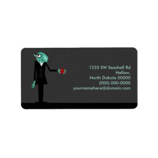 Nosferatu le invita etiqueta de dirección