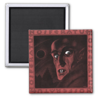Nosferatu! Fridge Magnet