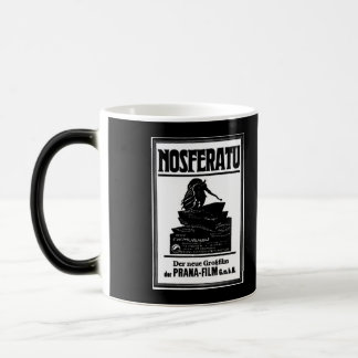 Nosferatu Mug in Black