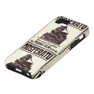 Nosferatu Murnau Limited Edition Funda Para iPhone SE/5/5s