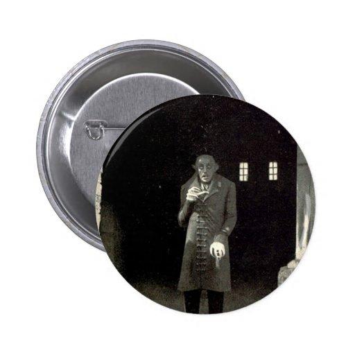Nosferatu Pin Redondo 5 Cm
