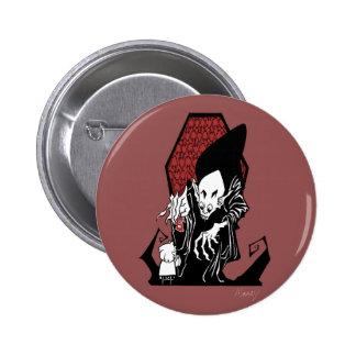 Nosferatu Pinback Button