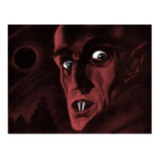 Nosferatu! Postcard