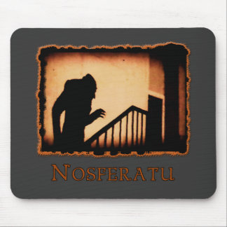 Nosferatu Scary Vampire Products Mouse Pad