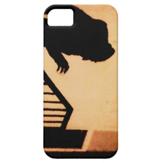 Nosferatu Shadow iPhone Case