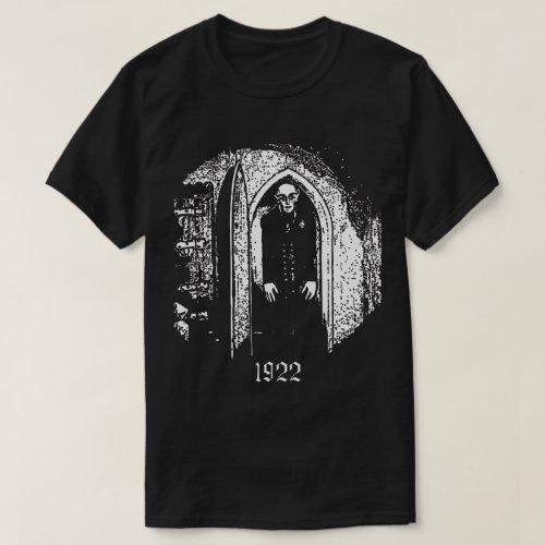 Nosferatu T_shirt _ Goth T_shirt