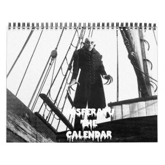 Nosferatu The Calendar