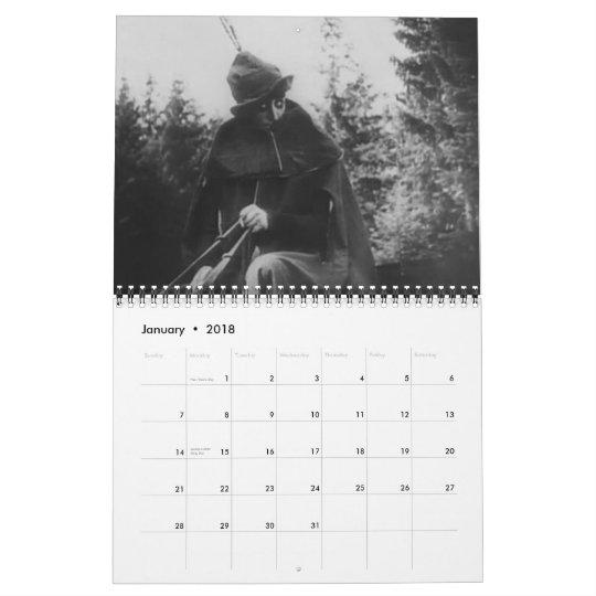 Nosferatu the Calendar #2