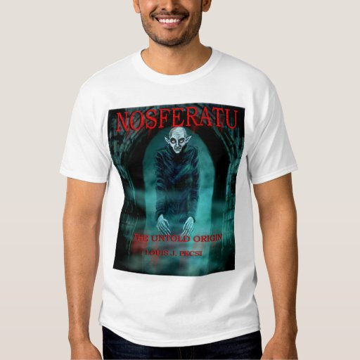 Nosferatu The Untold Origin Ladies T-Shirt 1