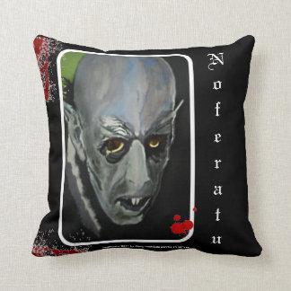 'Nosferatu' (Throw) American MoJo Pillow