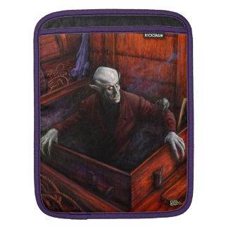 Nosferatu Vampire King iPad Sleeve