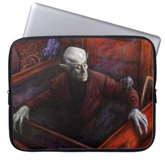 Nosferatu Vampire King Computer Sleeves