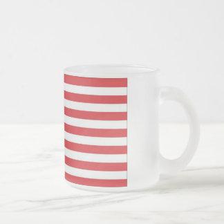 nosotros bandera grande taza de café