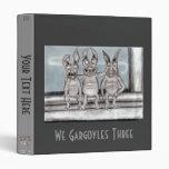 Nosotros carpeta de los Gargoyles tres