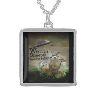 Nosotros el collar de Sheeple