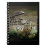 Nosotros el cuaderno de Sheeple