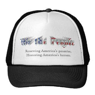 Nosotros el gorra de la gente