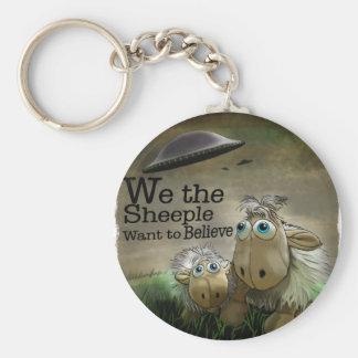Nosotros el llavero de Sheeple