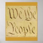 Nosotros el poster de la gente