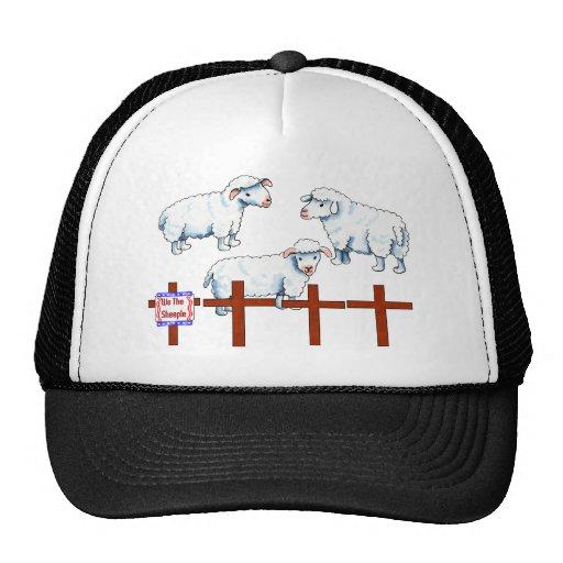 Nosotros el Sheeple Gorro De Camionero