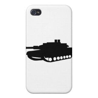 nosotros el tanque iPhone 4 protectores