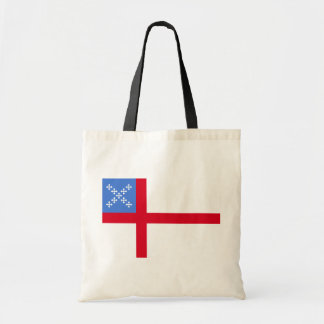 Nosotros iglesia episcopal religiosa bolsa lienzo