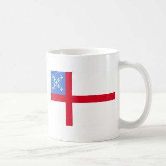 Nosotros iglesia episcopal religiosa taza de café