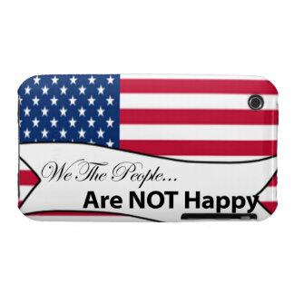 Nosotros la bandera de la gente carcasa para iPhone 3