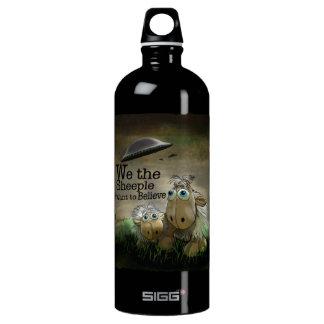 Nosotros la botella de la libertad de Sheeple