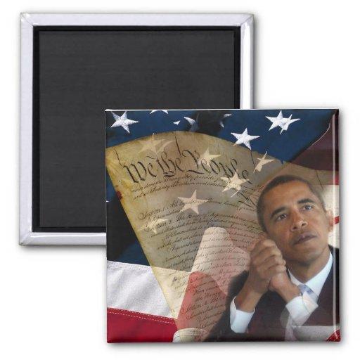 Nosotros la gente… Barack Obama y la constitución Iman