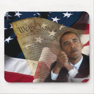 Nosotros la gente… Barack Obama y la constitución Tapetes De Raton