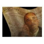 Nosotros la gente… Barack Obama y la constitución Postal