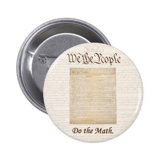 Nosotros la gente - botón #2 pins