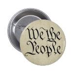 ¡Nosotros la gente! Pin