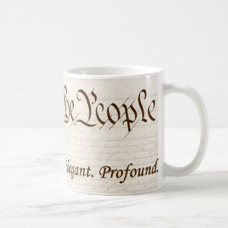 Nosotros la gente - taza #1