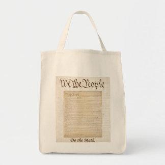 Nosotros la gente - tote #2 del ultramarinos bolsa de mano