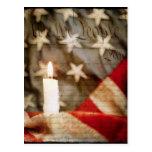 Nosotros la postal conmemorativa de la vela de la