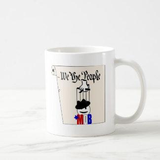 """Nosotros la taza de la """"fiesta del té"""" de la"""
