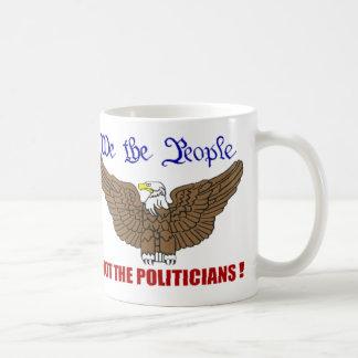 Nosotros la taza de la gente