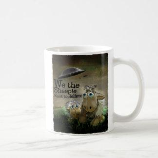 Nosotros la taza de Sheeple