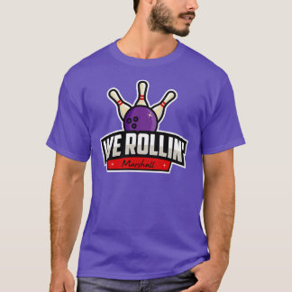 Nosotros Rollin - Scott Marshall Playera