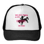 Nosotros todos necesidad gorras de camionero