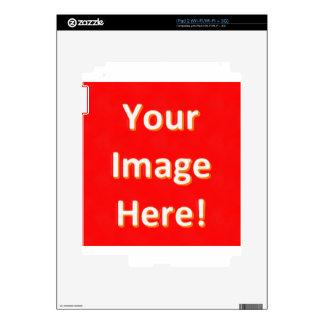 ©nospankingthemonkey.com, Catherine Lott  WEARBRAN Decal For The iPad 2