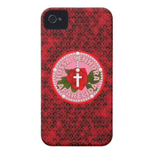Nossa Senhora Aparecida Case-Mate iPhone 4 Cárcasas