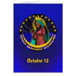 Nossa Senhora Aparecida Greeting Card