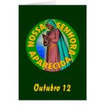 Nossa Senhora Aparecida Tarjeton