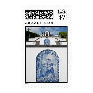 Nossa Senhora da Paz Postage Stamp