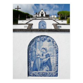 Nossa Senhora da Paz Postcard