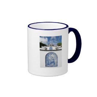 Nossa Senhora da Paz Ringer Mug