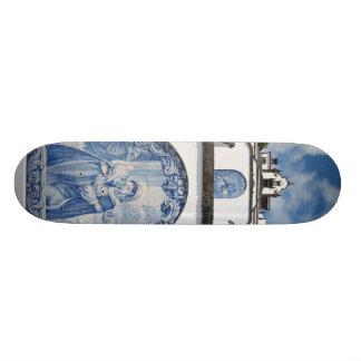 Nossa Senhora da Paz Skateboard